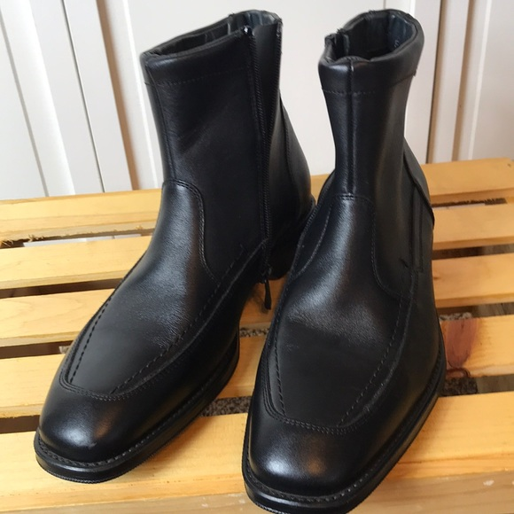 newest collection running shoes affordable price Lloyd Germany shoe/ boot Black Gore-Tex NWOT